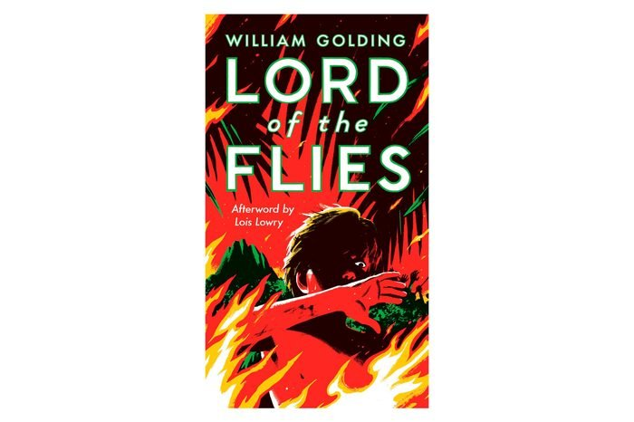 the lord of the flies book cover