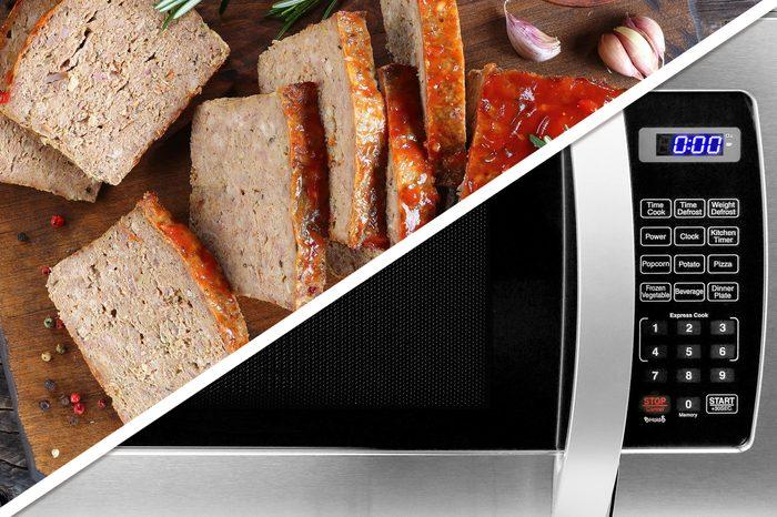 microwave uses