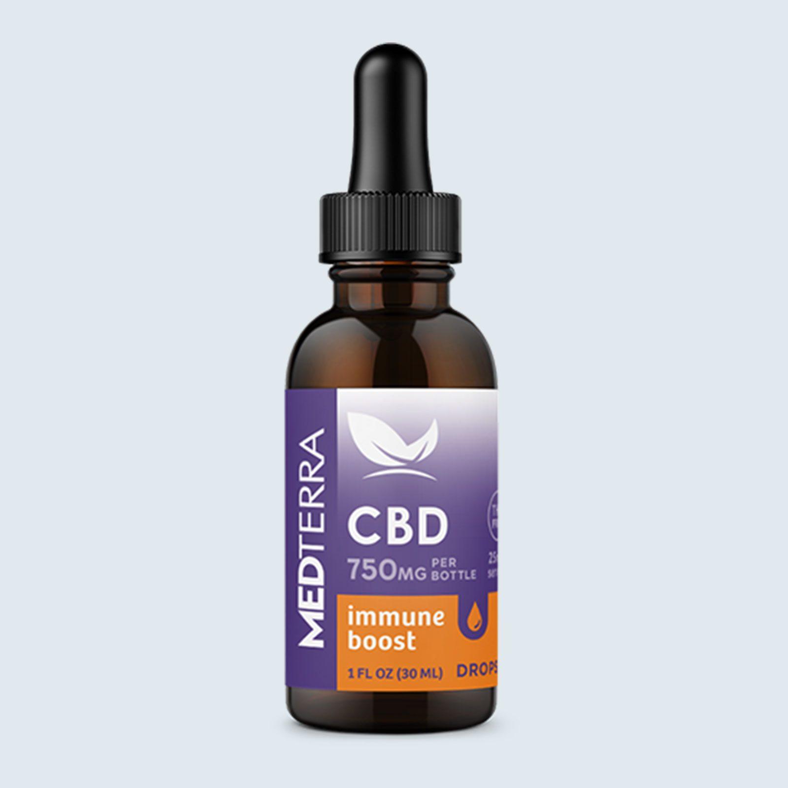 Medterra Immune Boost CBD Oil