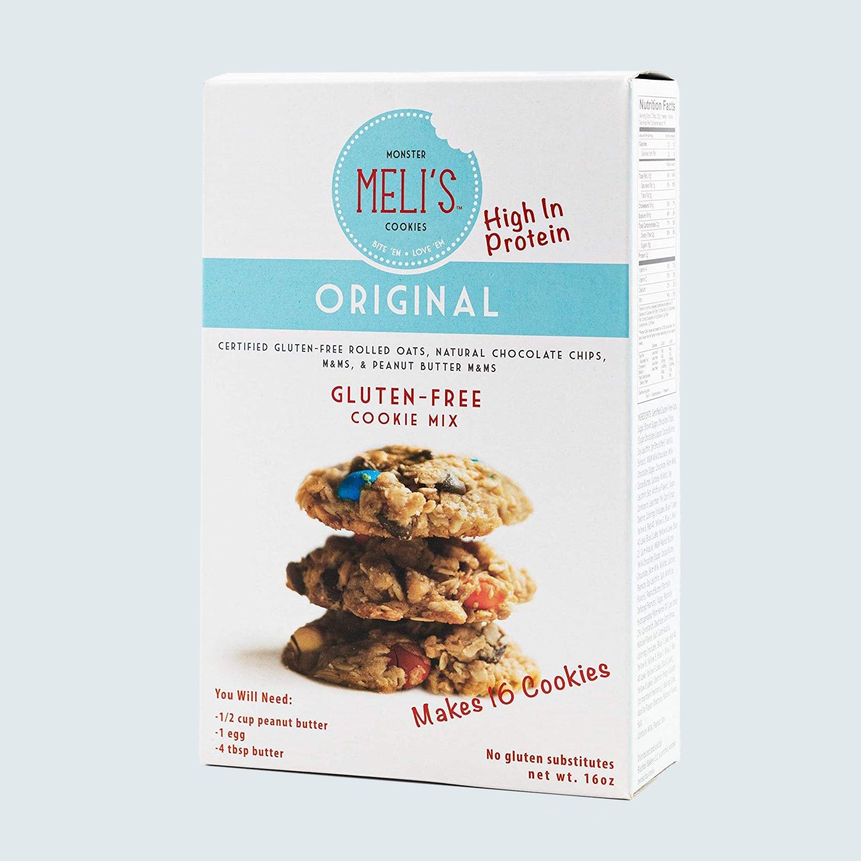 Meli's Monster Cookies Dry Mix