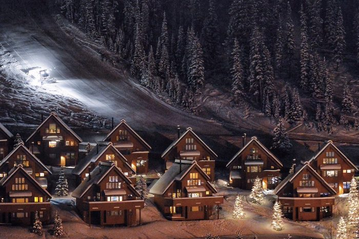 big sky resort montana new years