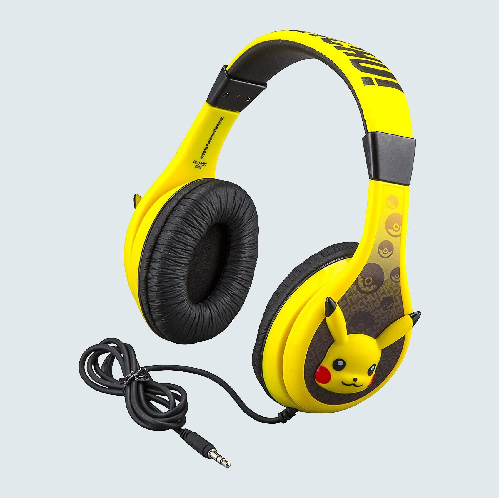 eKids Pokémon Pikachu Kids Headphones