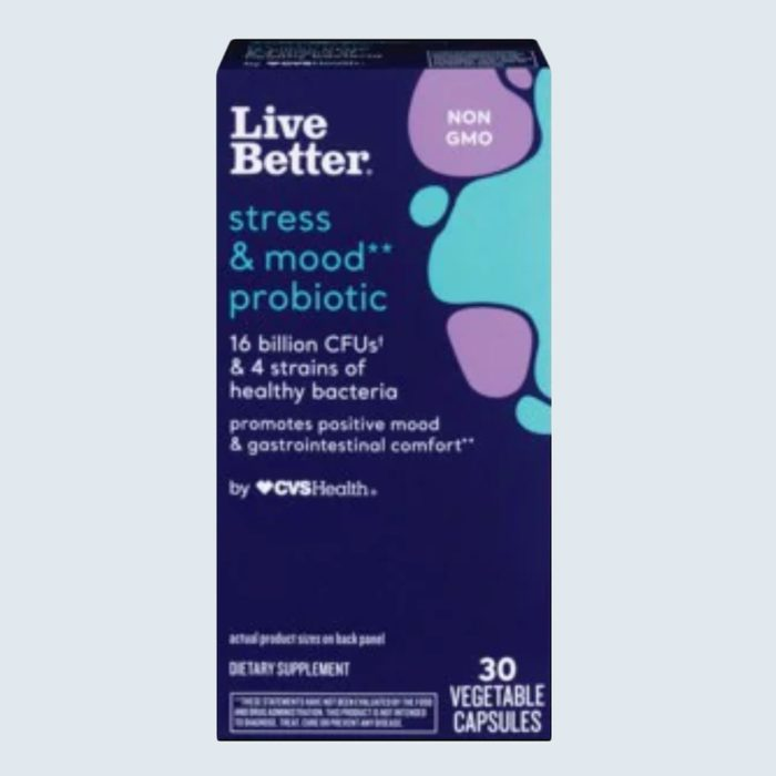 Live Better Stress and Mood Probiotic