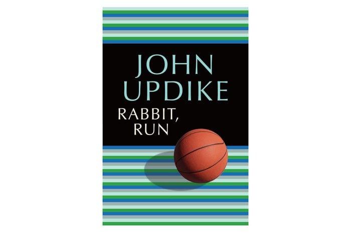 rabbit, run book cover