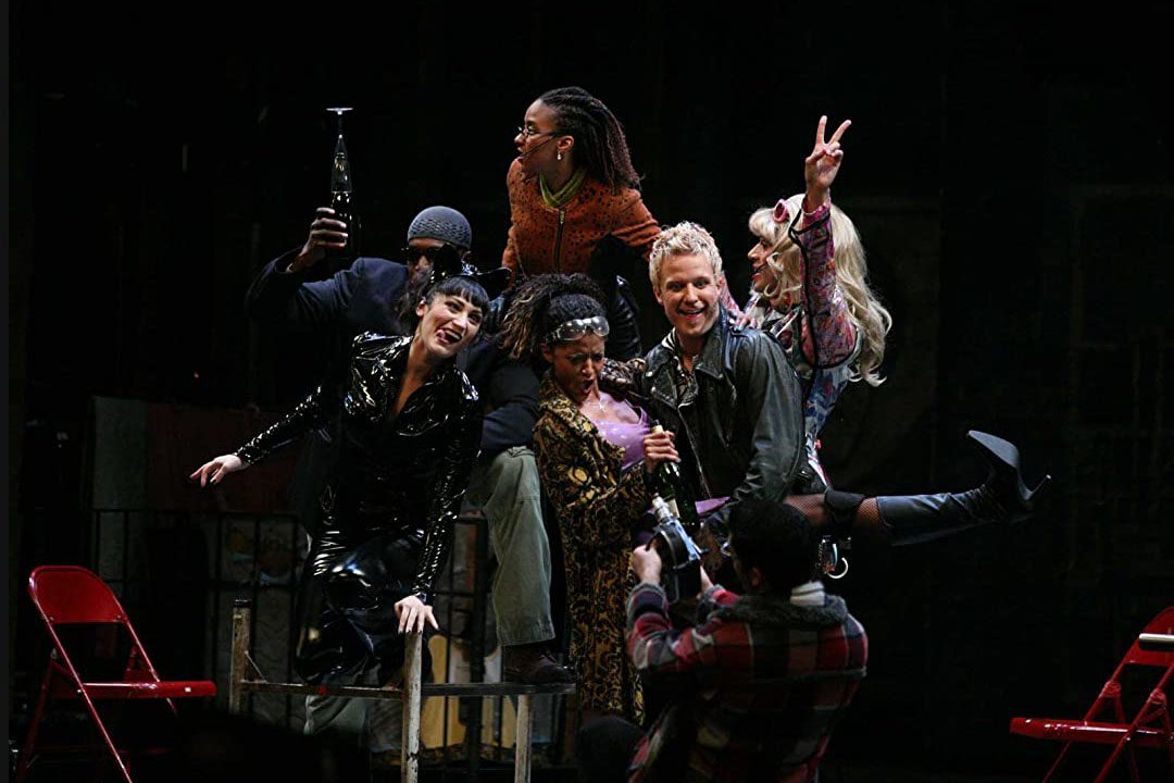 Rent: Filmed Live on Broadway (2009)