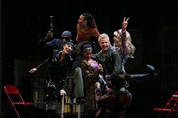 Rent: Filmed Live on Broadway(2009)