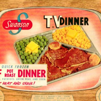 6 Things You Didn't Know About Retro TV Dinners