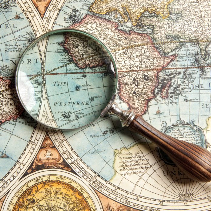 11 Places on Earth That Still Are Unmapped