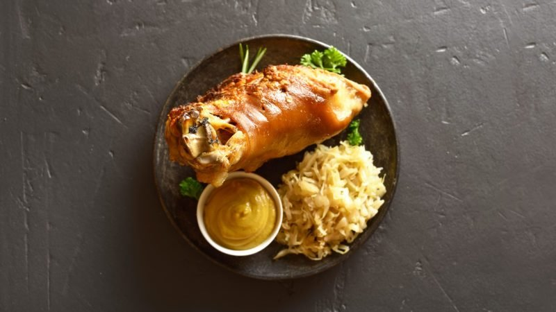 new year's day pork and sauerkraut