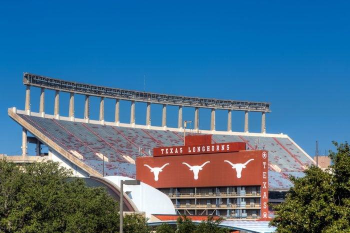 texas longhorns university of texas
