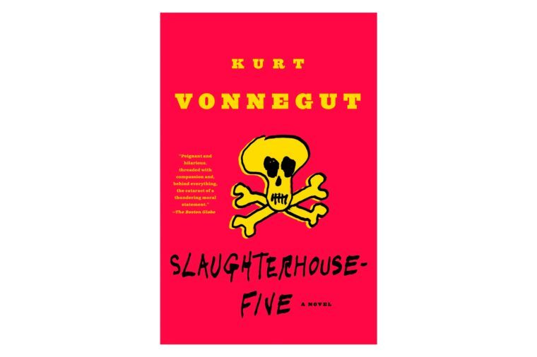 slaughterhouse five book cover