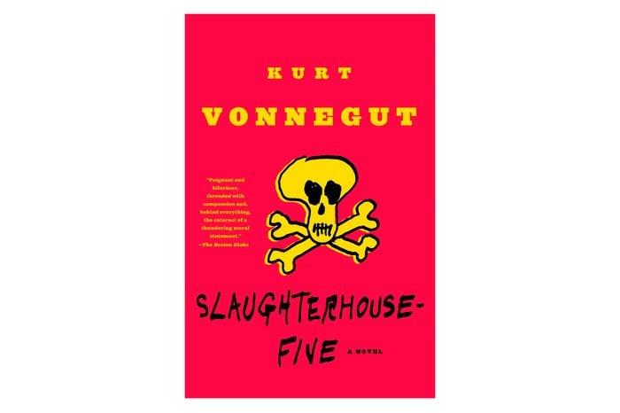 slaughterhouse five book cover