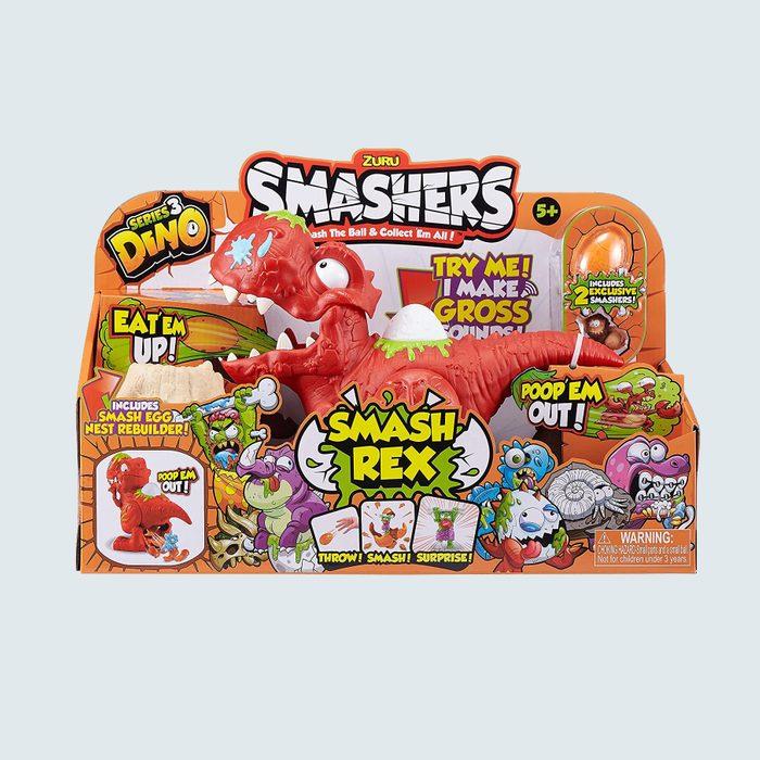Zuru Smashers Series 3 Dino Smash Rex Playset