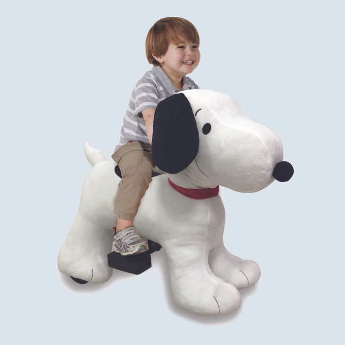 Peanuts Snoopy Ride-On Toy by Dynacraft