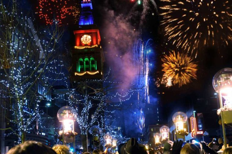 Denver New Year's Eve