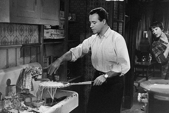 The Apartment (1960) movie