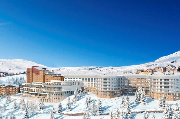 club med ski resort