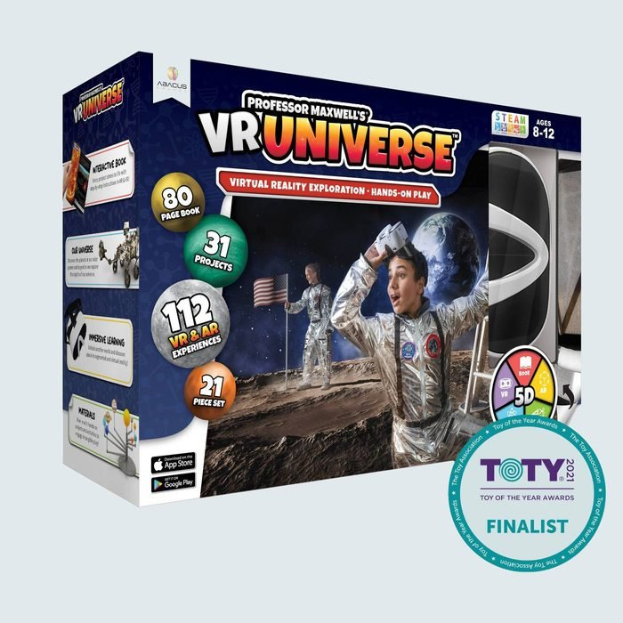 Abacus Professor Maxwell's VR Universe