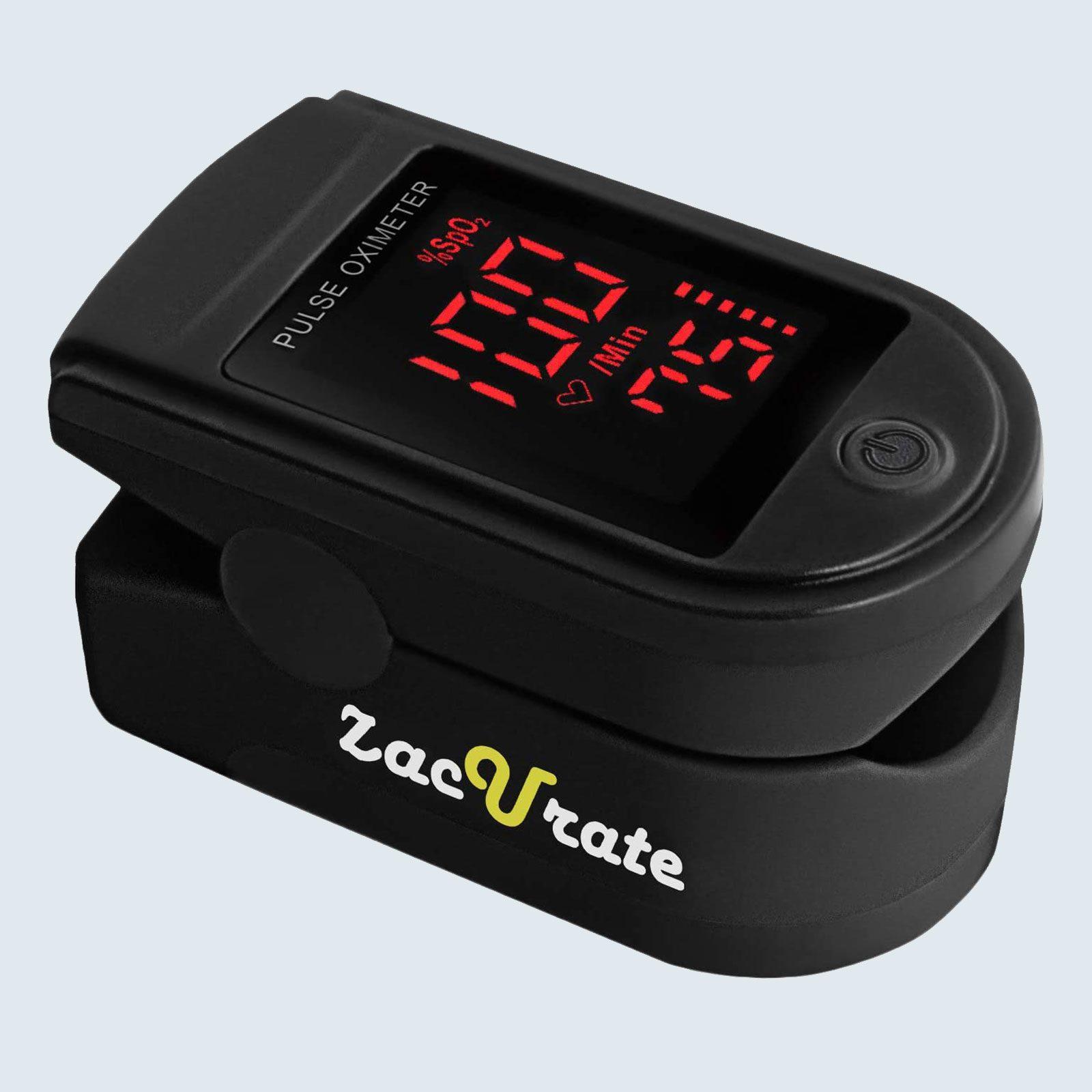 Zacurate Pulse Oximeter