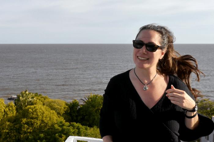 Johanna Read travel 60 countries uruguay