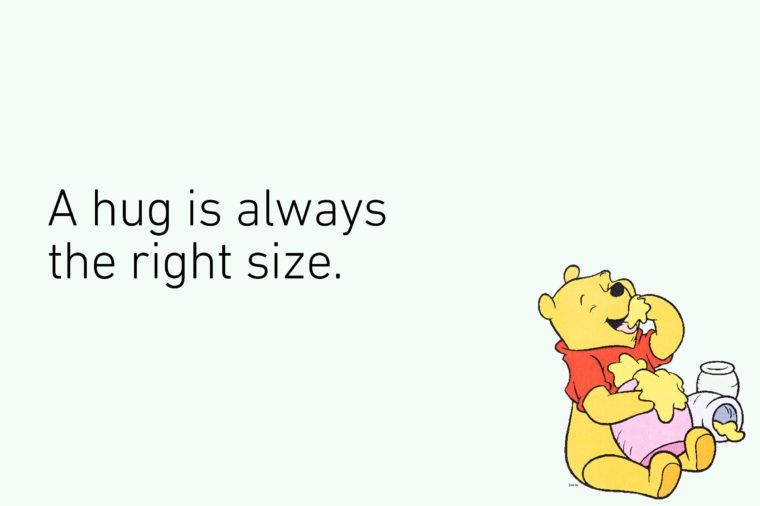 Inspiring Quotes From Winnie The Pooh Reader S Digest
