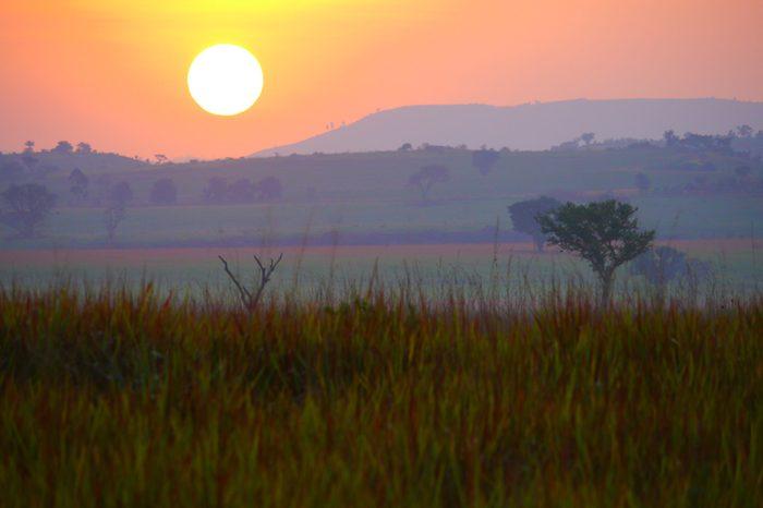 Johanna Read travel 60 countries uganda