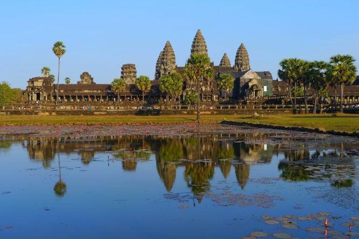 Johanna Read travel 60 countries cambodia
