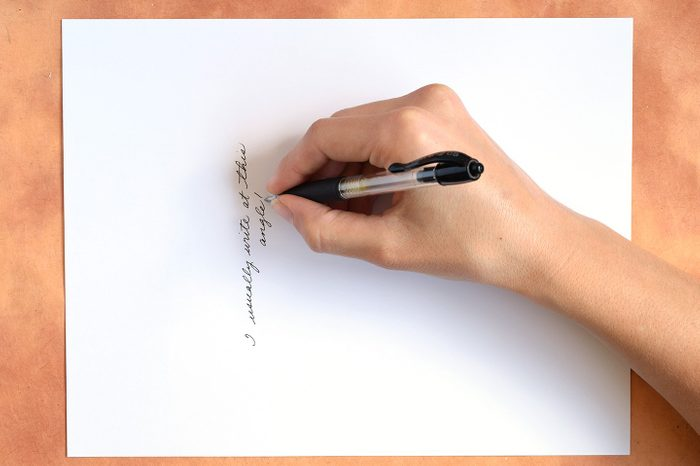 how to have neat handwriting