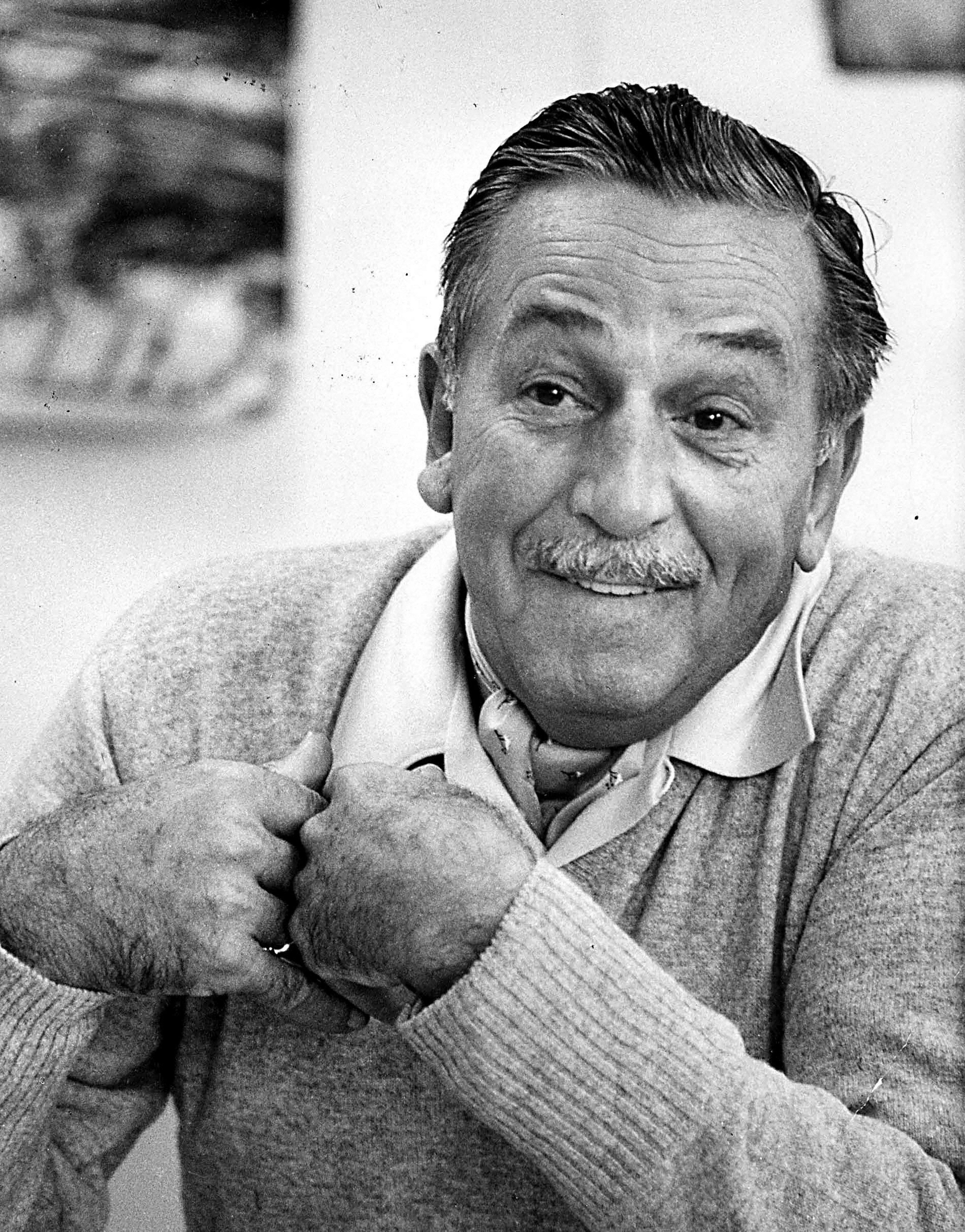 Mandatory Credit: Photo by Mediapunch/Shutterstock (10497503a) 2/1960 Walt Disney Walt Disney 1960