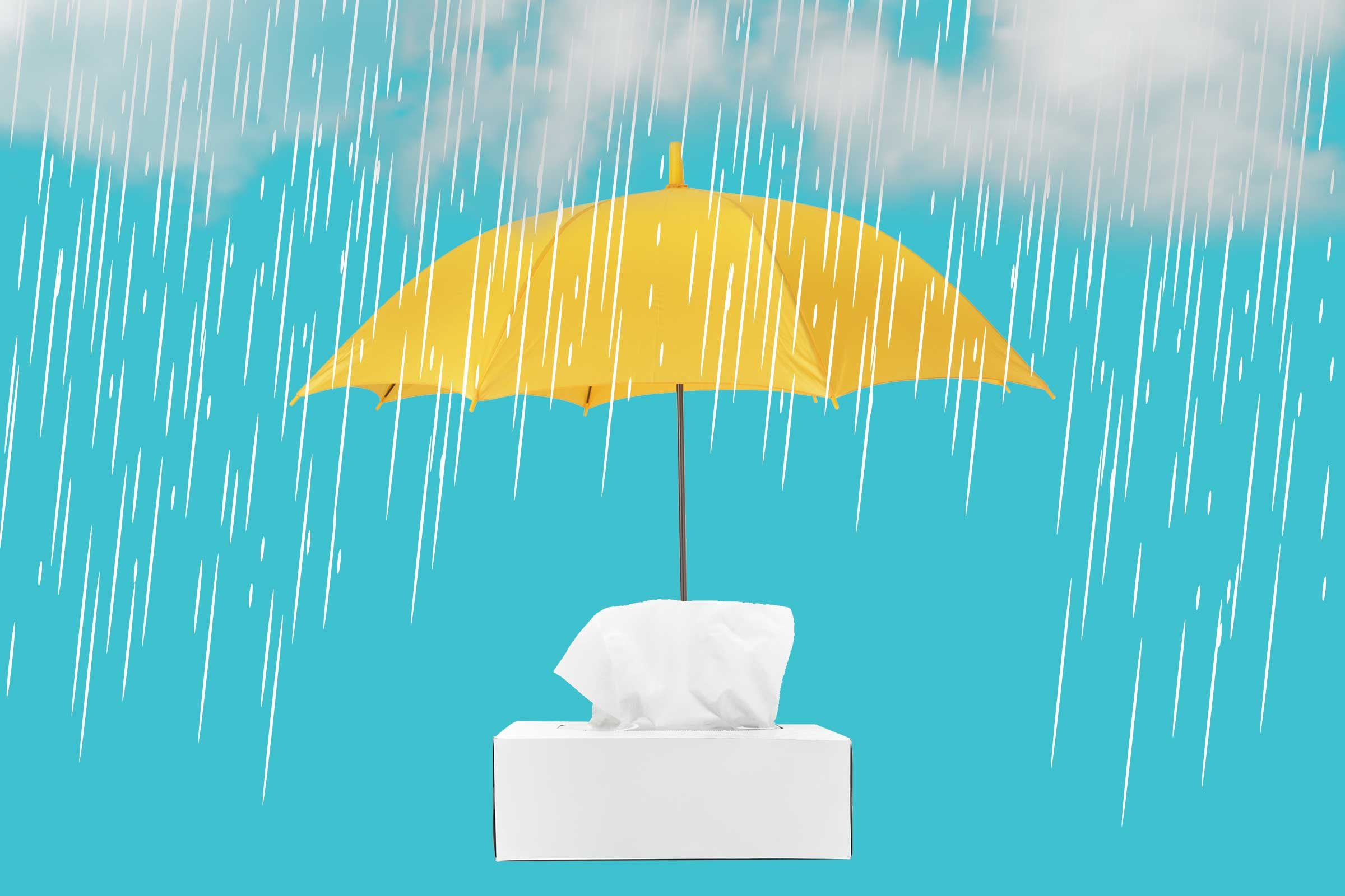 under the weather idiom