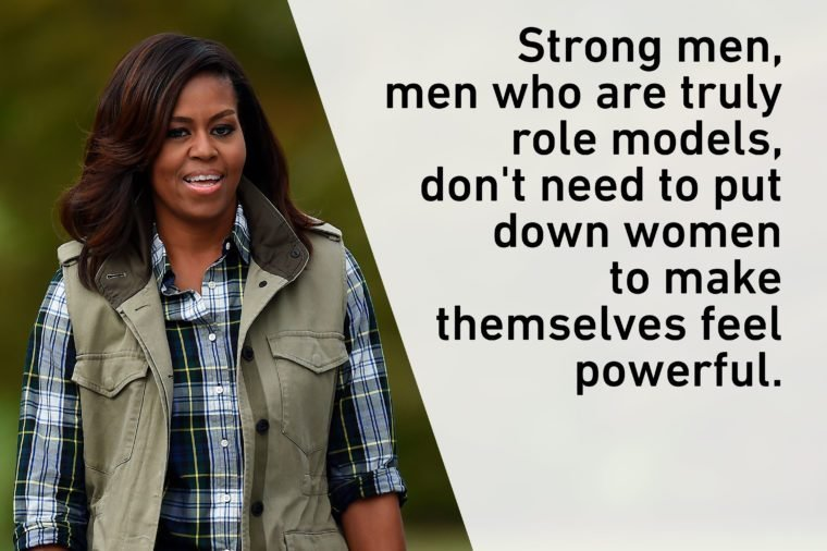michelle obama quote first lady