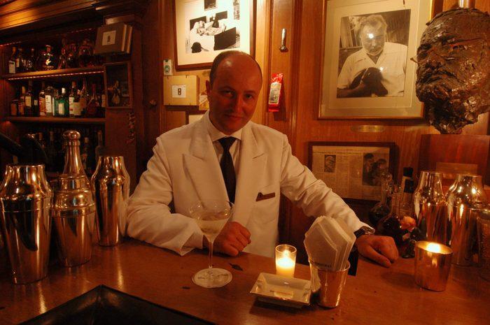 Bar Hemingway Paris France