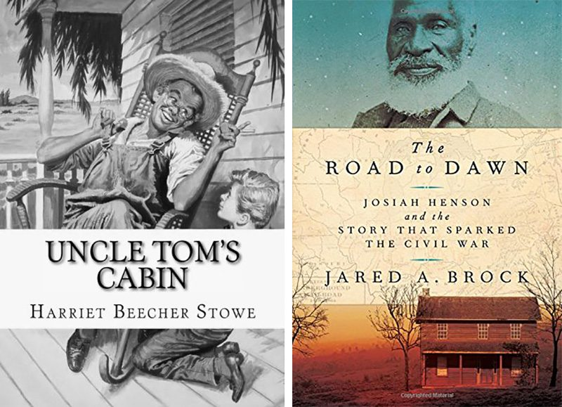 uncle toms cabin and the road to dawn