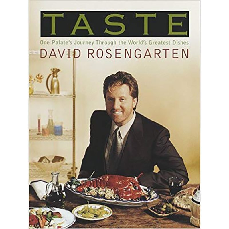 taste with david rosengarten