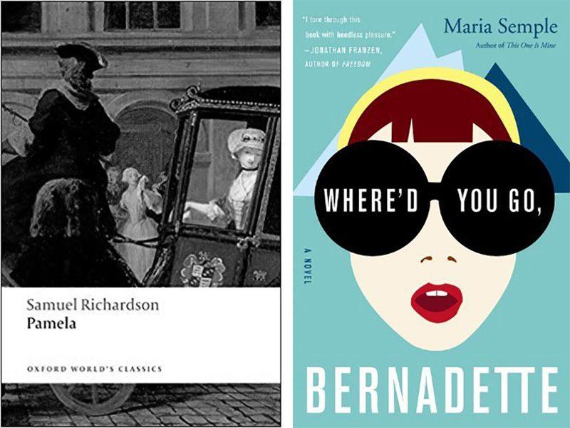 pamela book and bernadette book