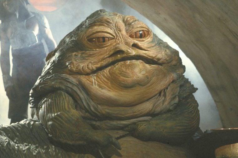 Jabba the Hutt - Star Wars Episode Vi - Return Of The Jedi - 1983