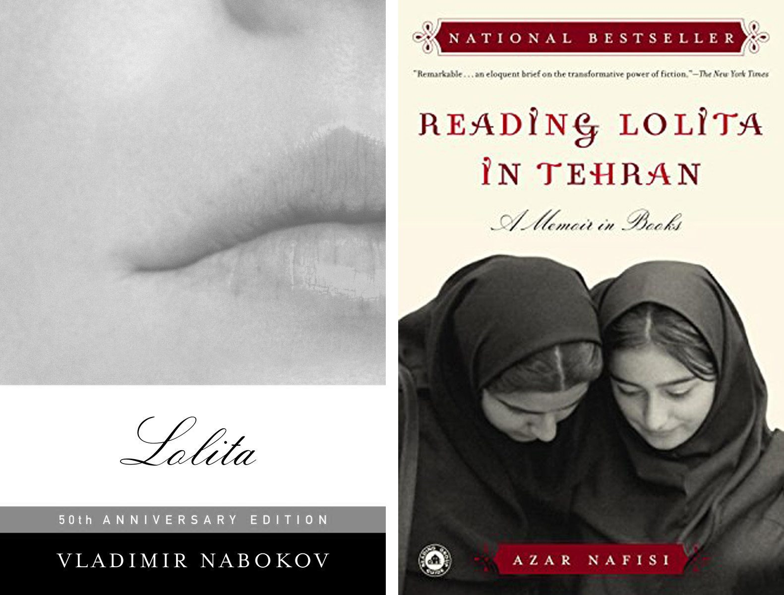 lolita and reading lolita in tehran