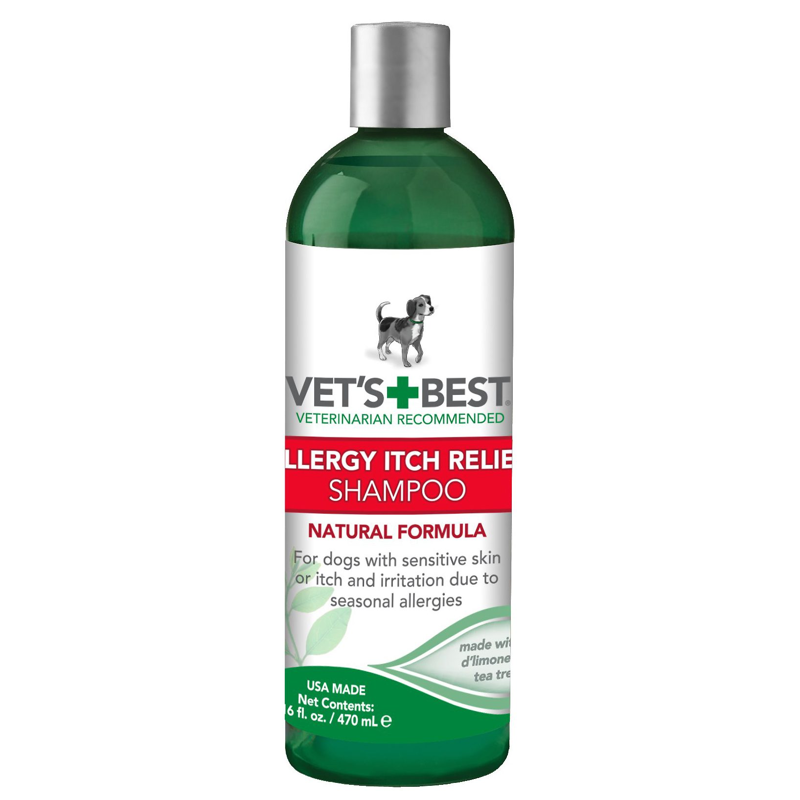 allergy dog shampoo