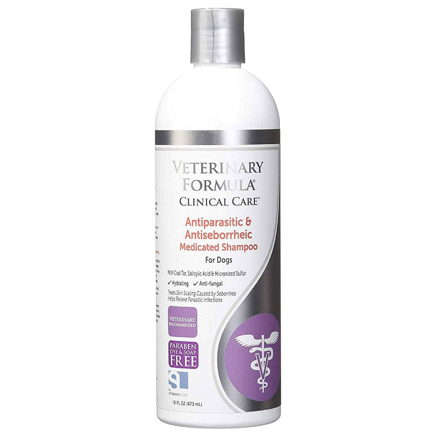 veterinary formula dog shampoo