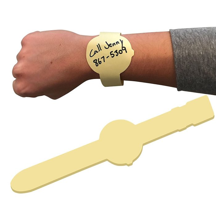 time will tell novelty sticky notes