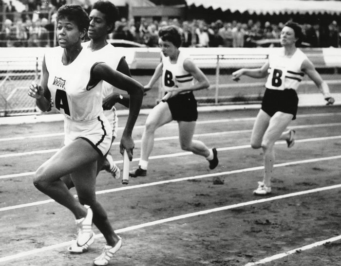 wilma rudolph african american olympic runner