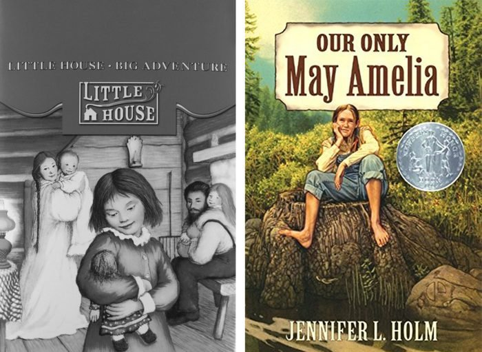 little house books and our only may amelia