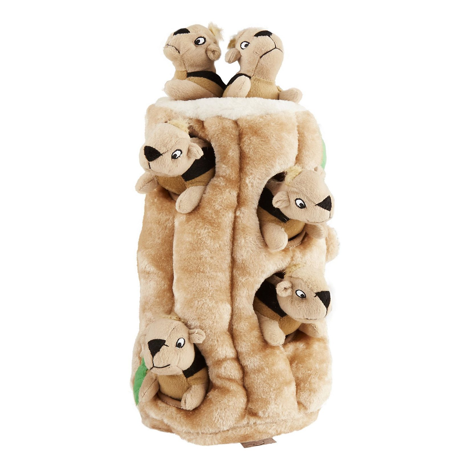 squirrel puzzle dog toy