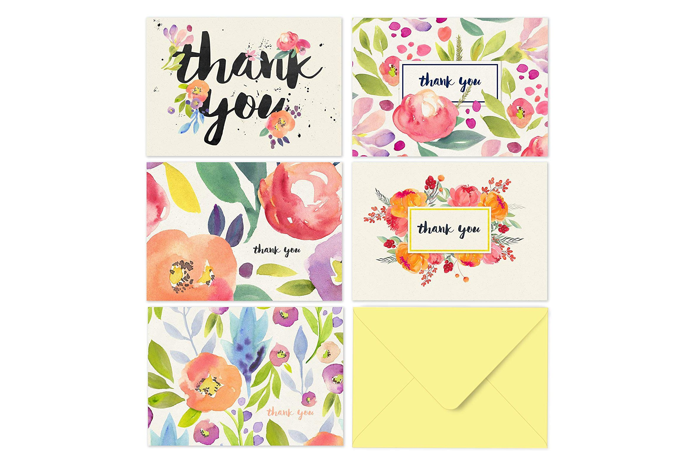 thank you cards stationery