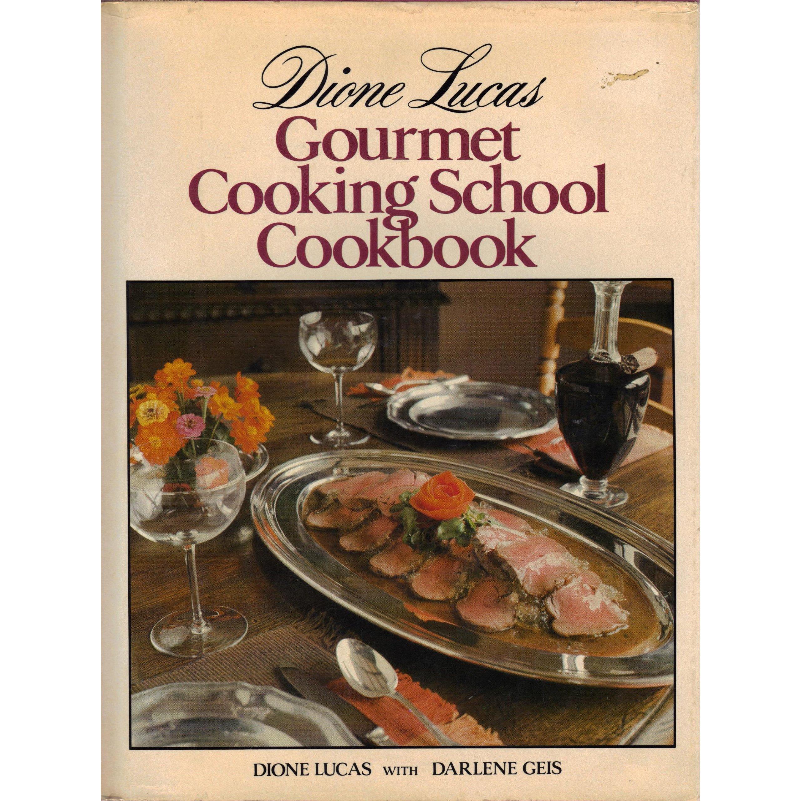 dione lucas cook book