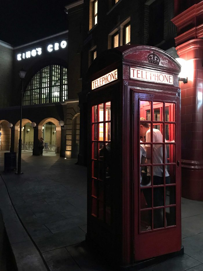 call the ministry of magic wizarding world harry potter universal orlando