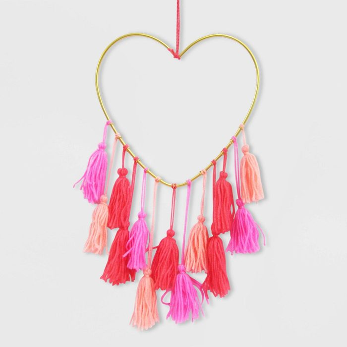 valentines wall hanging