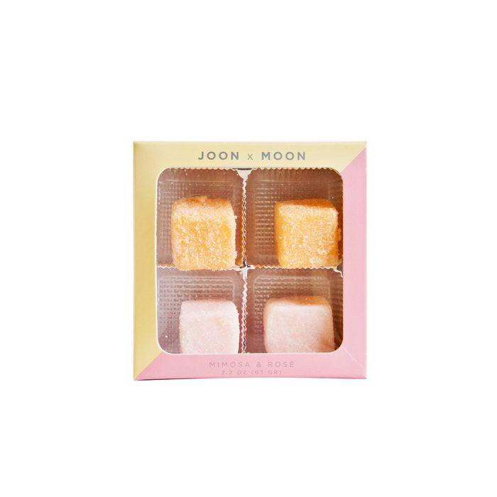 Joon X Moon Valentine's Sugar Cube Box Body Scrubs