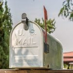 What Mail Delivery Looked Like 100 Years Ago