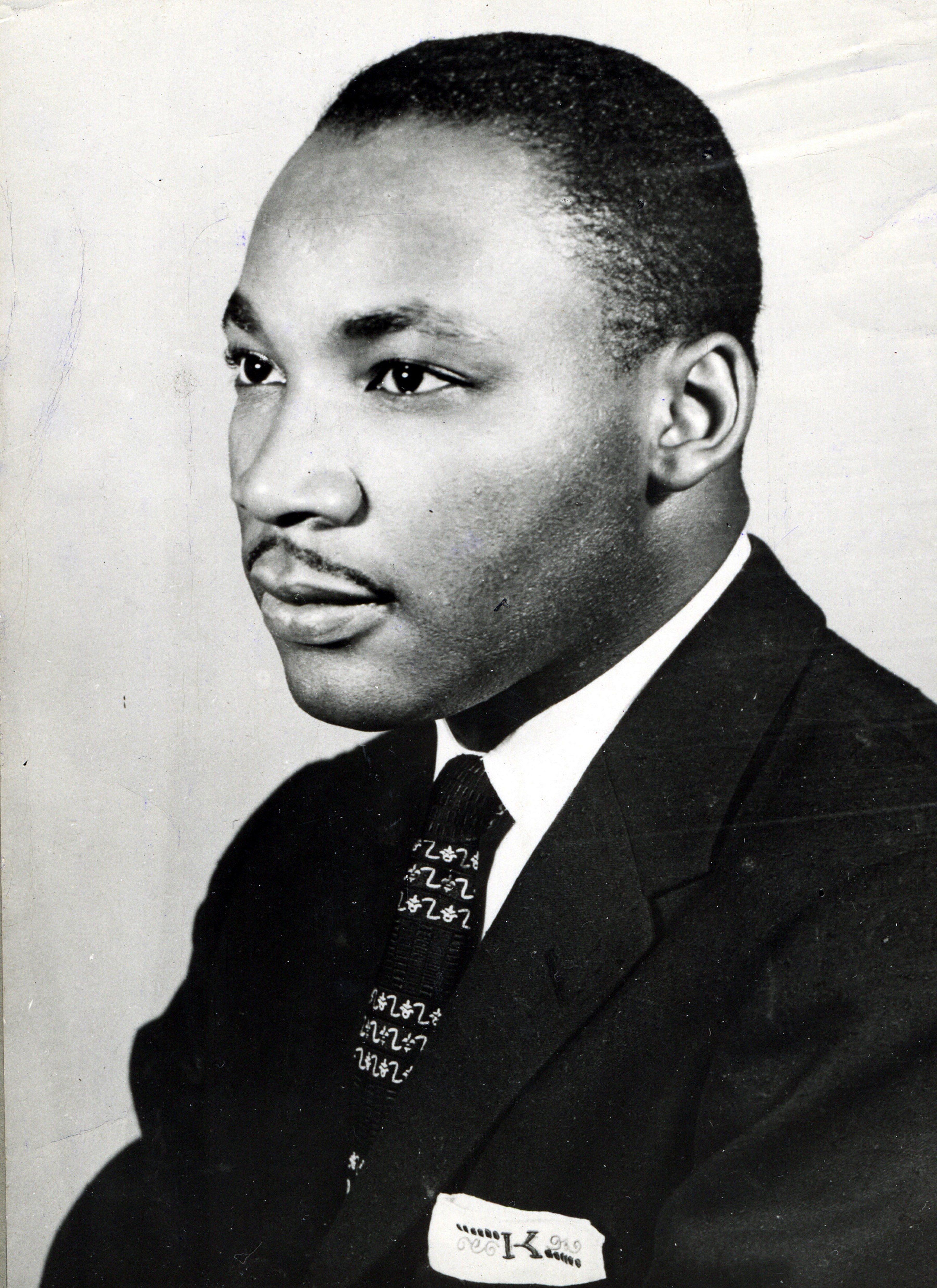 MLK junior